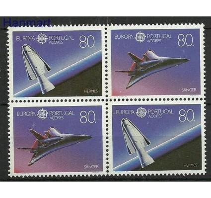 Znaczek Azory 1991 Mi 415-416 Czyste **