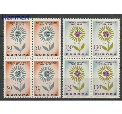 Znaczek Turcja 1964 Mi 1917-1918 Czyste **