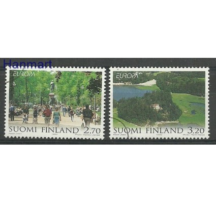 Znaczek Finlandia 1999 Stemplowane