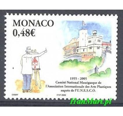 Monako 2005 Mi 2738 Czyste **