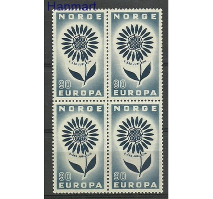 Znaczek Norwegia 1964 Mi 521 Czyste **