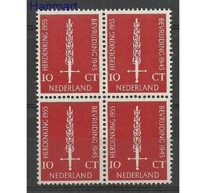 Znaczek Holandia 1955 Mi 660 Czyste **