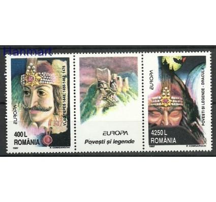 Znaczek Rumunia 1997 Czyste **