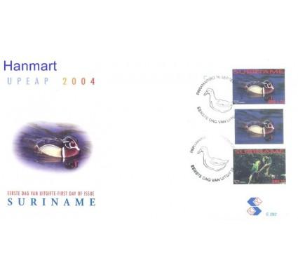 Znaczek Surinam 2004 Mi 1949-1950 FDC