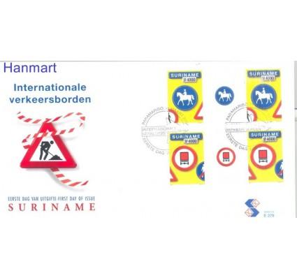 Znaczek Surinam 2004 Mi 1920-1921 FDC