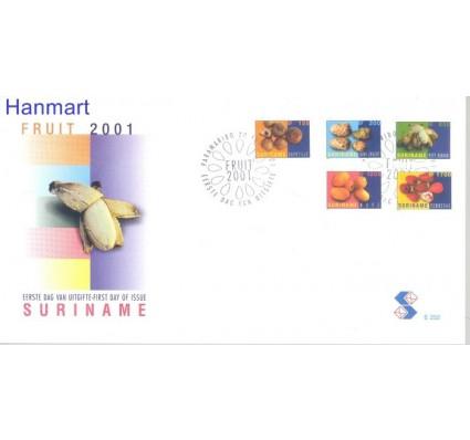 Surinam 2001 Mi 1784-1788 FDC