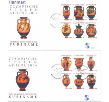Znaczek Surinam 2004 Mi 1934-1945 FDC