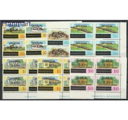 Znaczek Saint Kitts 1980 Czyste **