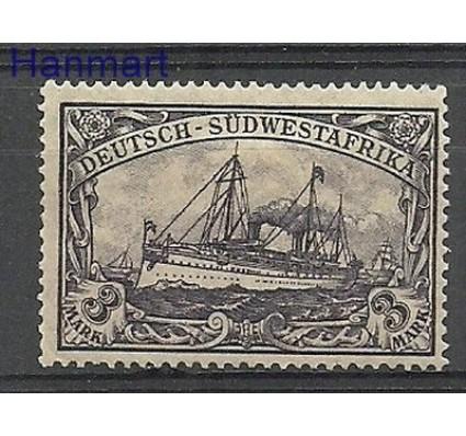 Znaczek Niemiecka Afryka Południowo-Zachodnia 1901 Mi 22 Z podlepką *