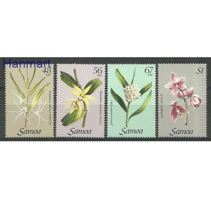 Znaczek Samoa 1985 Mi 553-556 Czyste **