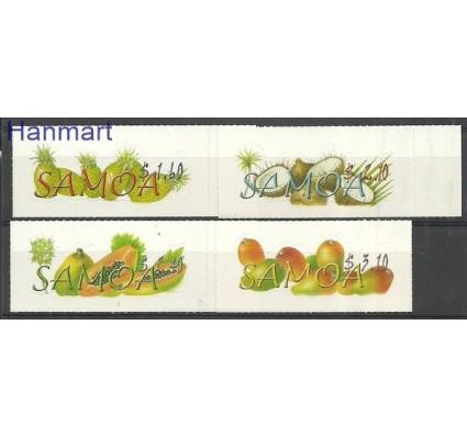 Znaczek Samoa 2007 Mi 1058-1061 Czyste **