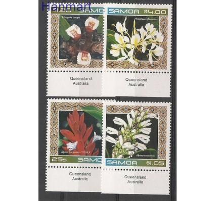 Znaczek Samoa 2002 Mi 963-966 Czyste **