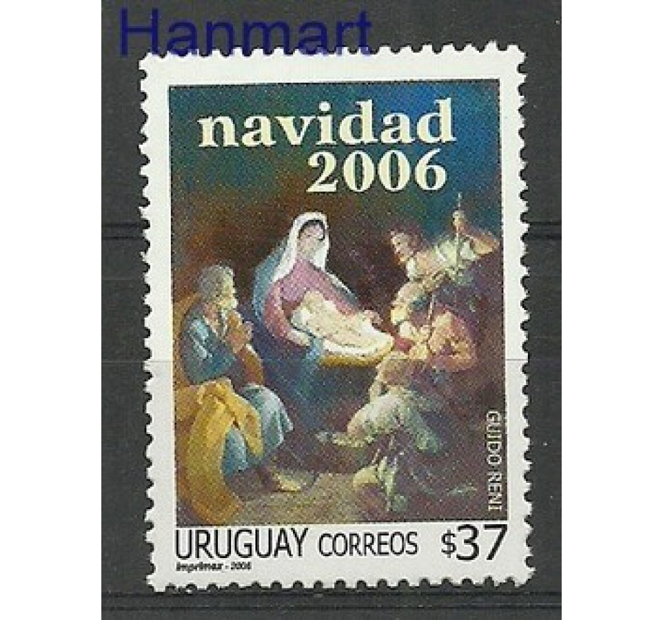Urugwaj 2006 Mi 2951 Czyste **