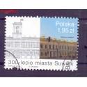 Polska 2012 Stemplowane