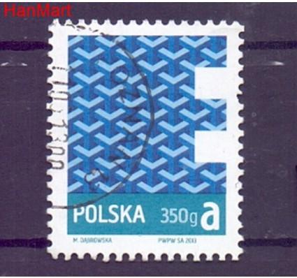 Znaczek Polska 2013 Stemplowane
