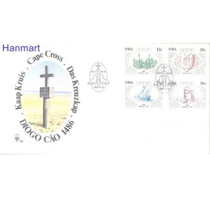 Znaczek Namibia 1986 Mi 583-586 FDC