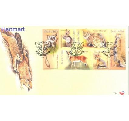 Znaczek Republika Południowej Afryki 2005 Mi 1664-1669 FDC