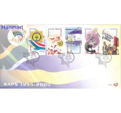 Znaczek Republika Południowej Afryki 2004 Mi 1622-1626 FDC