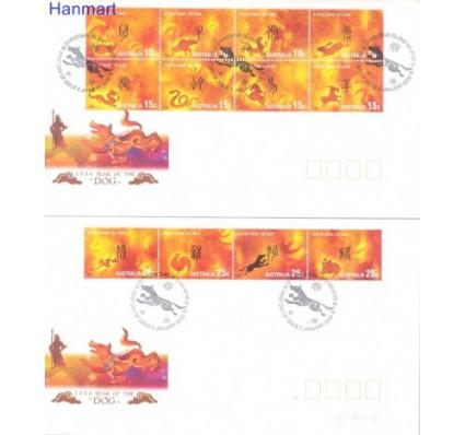 Znaczek Australia 2006 FDC