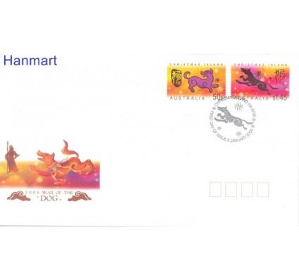 Znaczek Australia 2006 Mi 567-568 FDC