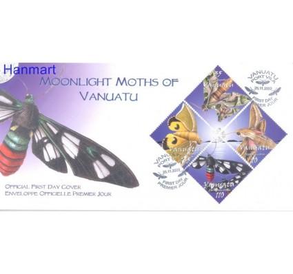 Znaczek Vanuatu 2003 Mi 1196-1199 FDC