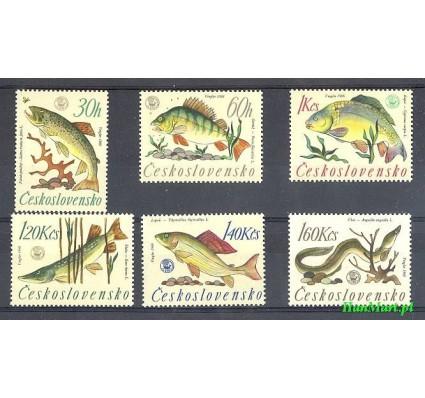 Znaczek Czechosłowacja 1966 Mi 1609-1614 Czyste **