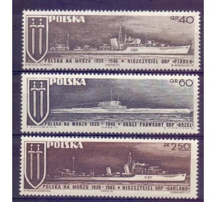 Polska 1970 Mi 2029-2031 Fi 1882-1884 Czyste **
