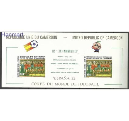 Znaczek Kamerun 1982 Czyste **