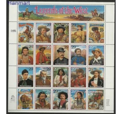 Znaczek USA 1994 Mi ark 2506-2525 Czyste **