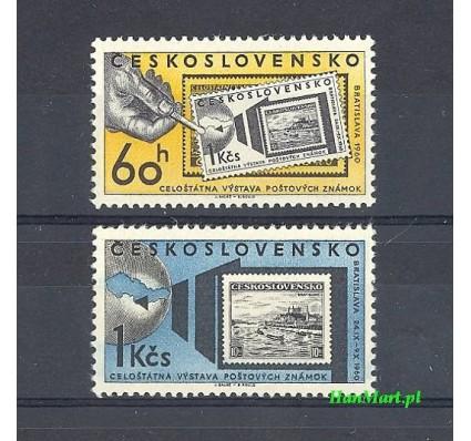 Znaczek Czechosłowacja 1960 Mi 1209-1210 Czyste **