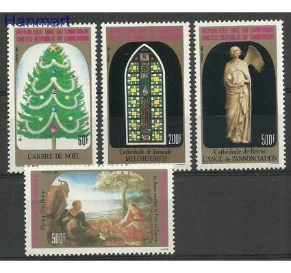Znaczek Kamerun 1983 Mi 1028-1031 Czyste **