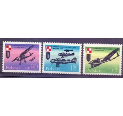Znaczek Polska 1971 Mi 2119-2121 Fi 1972-1974 Czyste **