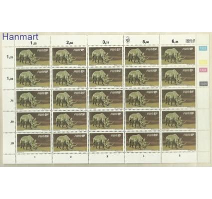 Znaczek Namibia 1980 Mi ark 488 Czyste **