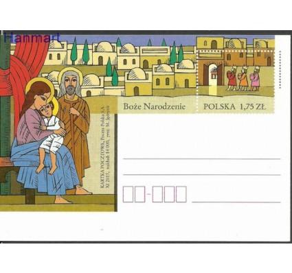 Znaczek Polska 2015 Fi Cp 1731 Całostka pocztowa