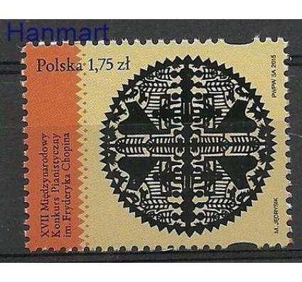 Znaczek Polska 2015 Mi 4793 Fi 4643 Czyste **