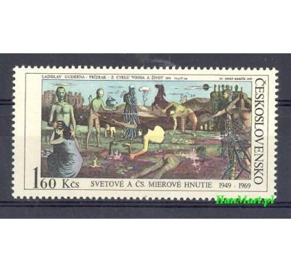 Czechosłowacja 1969 Mi 1869 Czyste **