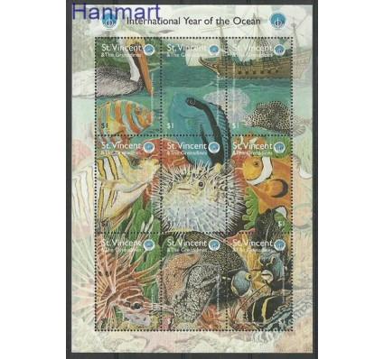 Znaczek Saint Vincent i Grenadyny 1998 Mi 4431-4439 Czyste **