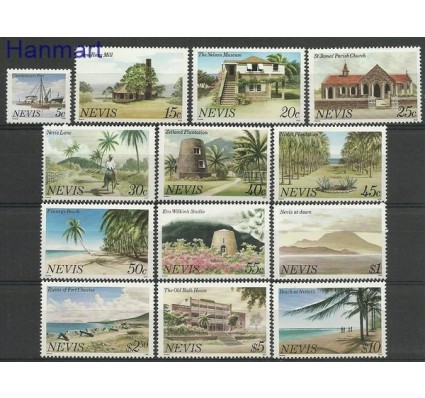 Znaczek Nevis 1982 Czyste **