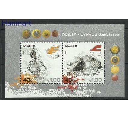 Znaczek Malta 2008 Mi bl 43 Czyste **