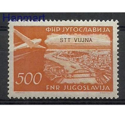 Znaczek Triest - Jugosławia Zone B 1954 Mi 139 Czyste **