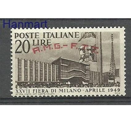 Znaczek Triest - Włochy 1949 Mi 63 Czyste **