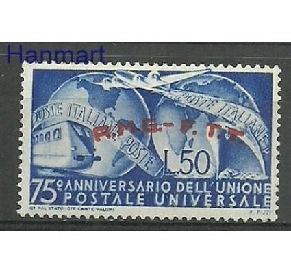 Znaczek Triest - Włochy 1949 Mi 64 Czyste **