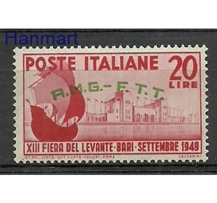 Znaczek Triest - Włochy 1949 Mi 75 Czyste **