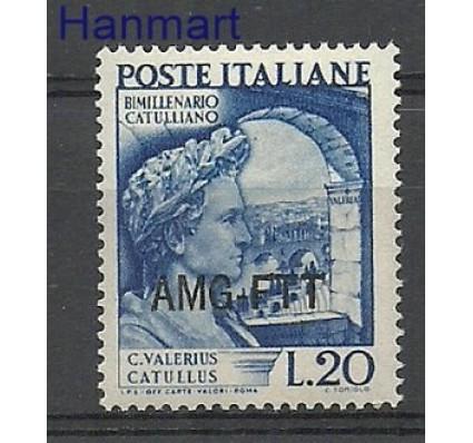 Znaczek Triest - Włochy 1949 Mi 78 Czyste **