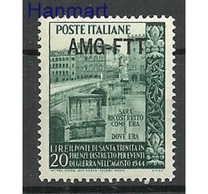 Znaczek Triest - Włochy 1949 Mi 79 Czyste **
