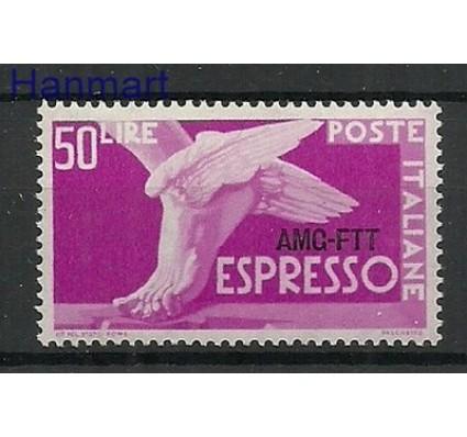 Znaczek Triest - Włochy 1952 Mi 173 Czyste **