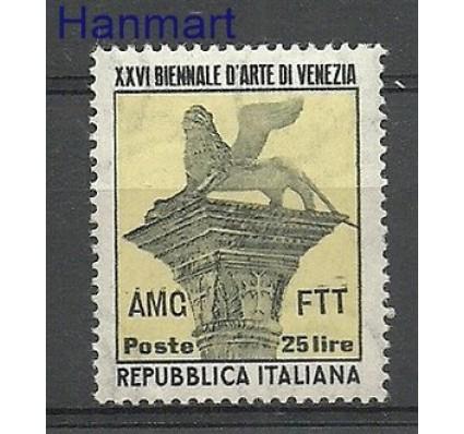 Znaczek Triest - Włochy 1952 Mi 181 Czyste **