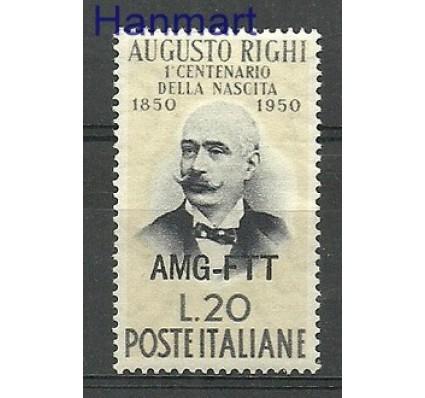Znaczek Triest - Włochy 1950 Mi 119 Z podlepką *