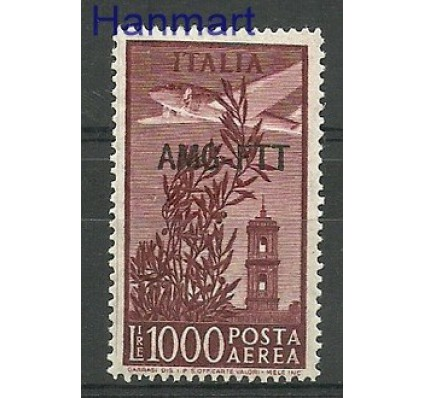 Znaczek Triest - Włochy 1952 Mi 174 Z podlepką *