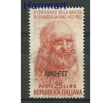 Znaczek Triest - Włochy 1952 Mi 177 Czyste **